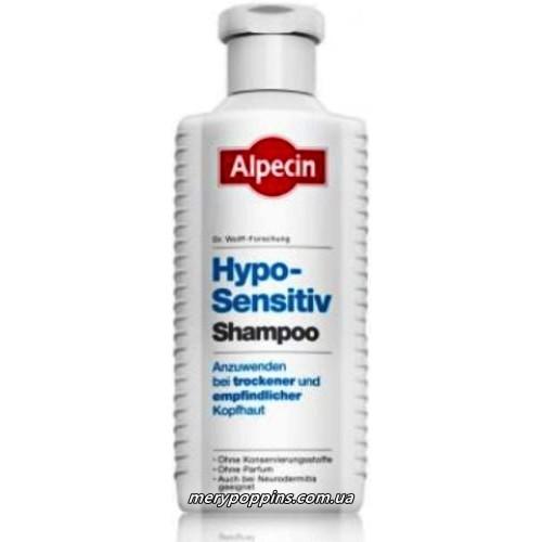 Шампунь от перхоти для чувствительной кожи головы (Alpecin Hypo-Sensitiv Shampoo)