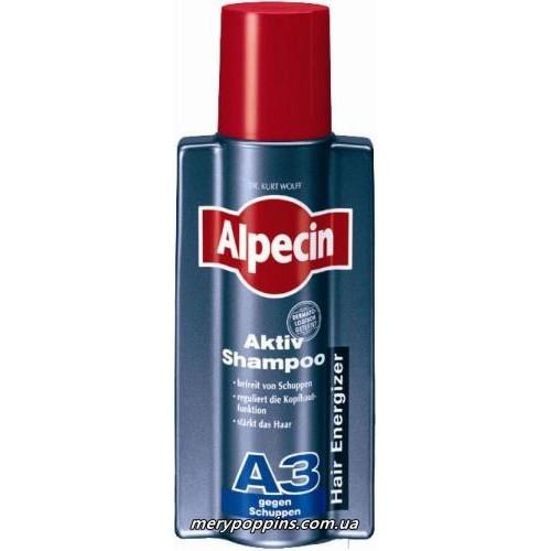 Шампунь против перхоти с кофеином (Alpecin A3)