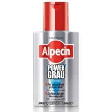 Шампунь для седых волос (Alpecin POWER GRAU) - 200 мл