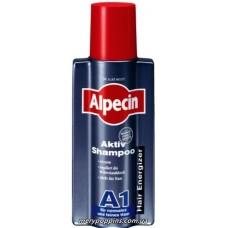 Шампунь активный от выпадения волос для сухой кожи головы с кофеином (Alpecin A1) - 250 мл