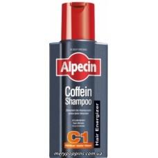 Шампунь кофеиновый от выпадения волос Alpecin C1 - 75 мл.