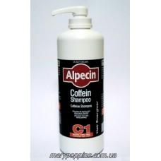 Шампунь кофеиновый от выпадения волос (Alpecin C1) - 1250 мл