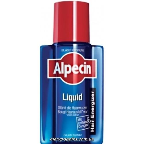 Тоник от выпадения волос для всех типов кожи головы (Alpecin After Shampoo Liquid)