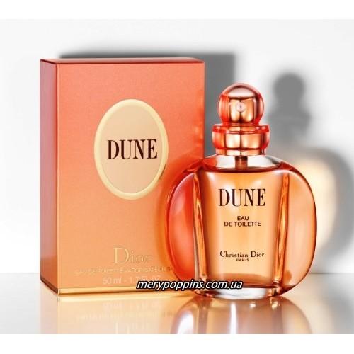 Туалетная вода спрей Christian Dior DUNE (L).