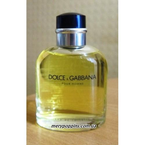 Туалетная вода спрей Dolce & Gabbana POUR HEMME (L) 2012.