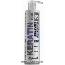 Шампунь кератиновый финишный HELEN SEWARD Shampoo Finalizzante Cheratinico Р3K/3 - 500 мл.