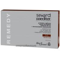 Флюид защитный для поврежденных волос HELEN SEWARD REMEDY Sealing Fluid 7/L - 24x8 мл.