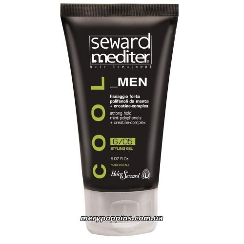 Гель мужской для волос сильной фиксации HELEN SEWARD Cool Men Styling Gel G/05.