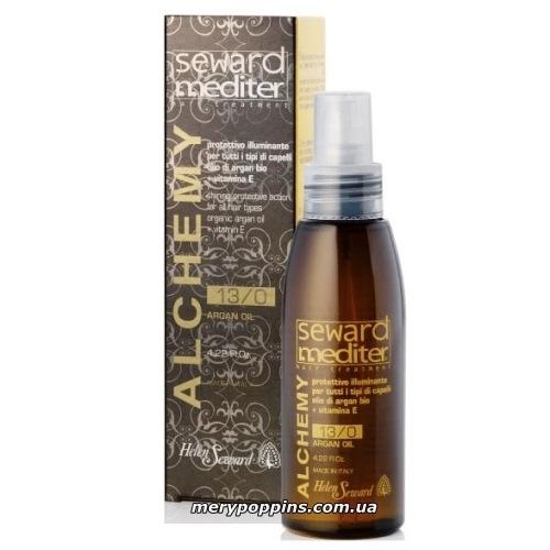 Масло аргановое для сияния волос ALCHEMY Argan Oil 13/O