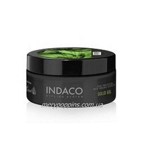 Гель стайлинговый для волос сверхсильной фиксации Helen Seward INDACO Solid Gel Strong.