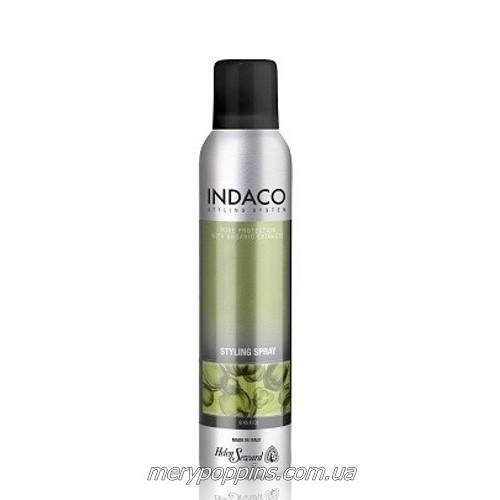 Лак для волос экологический сверхсильной фиксации Helen Seward INDACO Styling Spray Eco.