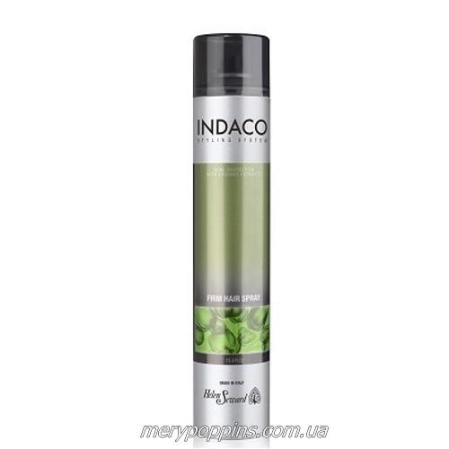 Лак для волос сильной фиксации Helen Seward INDACO Firm Hair Spray.