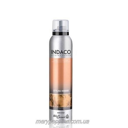 Мусс моделирующий для объема и средней фиксации волос Helen Seward INDACO SHARE Styling mousse.