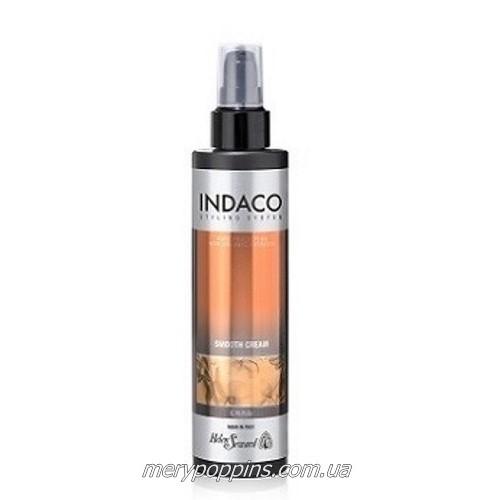 Крем разглаживающий против пушения волос INDACO SHARE Smooth cream.
