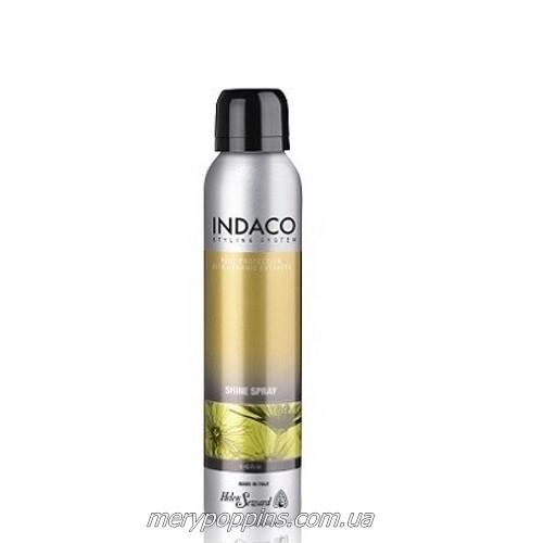 Спрей для придания блеска волосам Helen Seward INDACO Shine Spray.