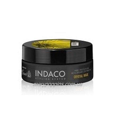 Воск для укладки волос с глянцевым эффектом Helen Seward INDACO Crystal Wax.