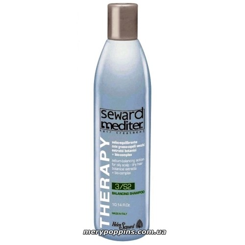 Шампунь балансирующий для окрашенных волос HELEN SEWARD THERAPY Balancing Shampoo 3/S2 - 1000 мл.