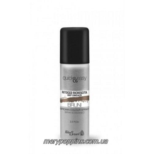 Спрей оттеночный коричневый Helen Seward Root Concealer – 75 мл.