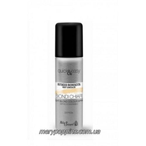 Спрей оттеночный светлый блондин Helen Seward Root Concealer – 75 мл.