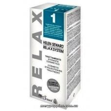 Средство для выпрямления натуральных и жестких волос HELEN SEWARD №1 Relax System.