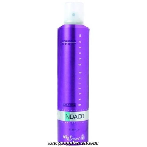 Лак экологический для волос средней фиксации HELEN SEWARD VOLUMIZING Spray Medium Hold.