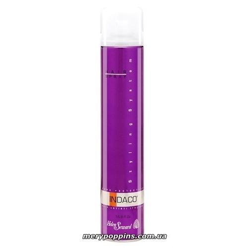 Лак для волос средней фиксации с УФ защитой HELEN SEWARD INDACO Hair Spray Medium Hold.