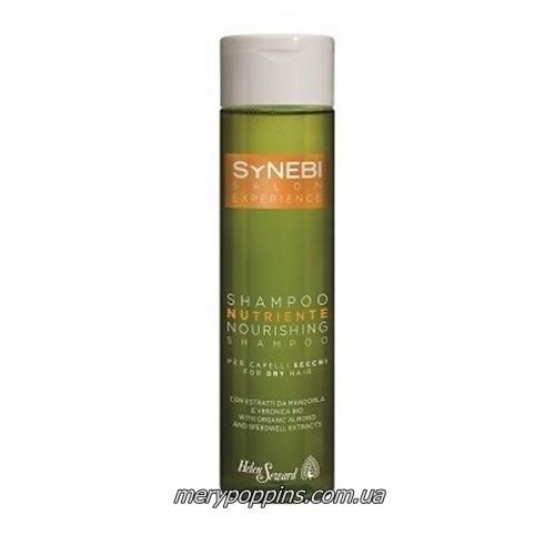 Шампунь питательный для натуральных волос Helen Seward SYNEBI - 300 мл.
