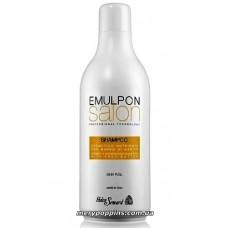 Шампунь питательный с маслом карите HELEN SEWARD EMULPON Salon with Shea Butter - 1000 мл.