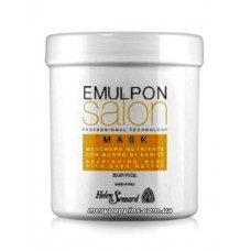 Маска питательная с маслом карите для сухих волос HELEN SEWARD EMULPON Salon Nourishing Mask - 1000 мл.