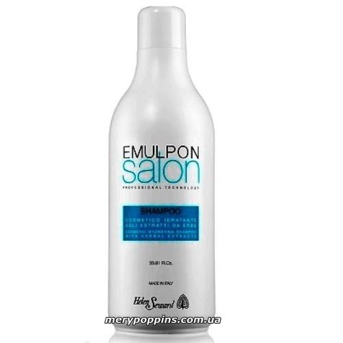 Шампунь увлажняющий косметический с экстрактами трав HELEN SEWARD EMULPON Salon Hydrating Shampoo.