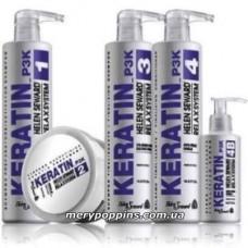 KERATIN-P3K - кератиновое выпрямление волос