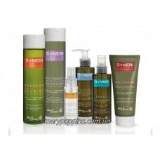 SYNEBI - органическая лечебная линия по уходу за волосами и кожей головы.