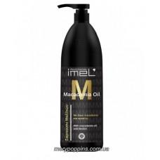 Шампунь для окрашенных и поврежденных волос Imel Macadamia Oil - 1000 мл.