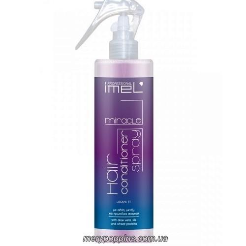 Кондиционер-спрей для волос Imel Miracle - 300 мл.