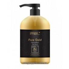Сыворотка питательная для всех типов волос IMEL PURE GOLD - 300 мл.