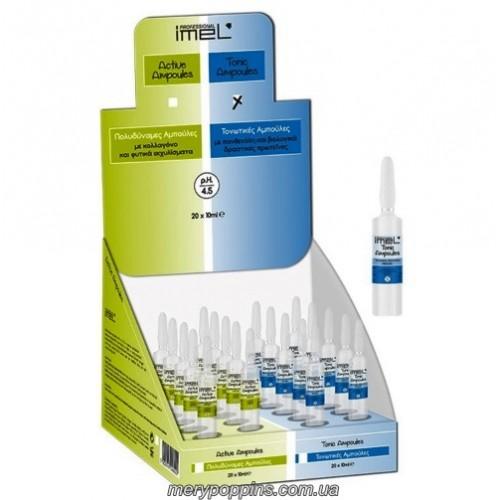 Тоник  для укрепления волос Imel Active Ampoules 20x10 мл.