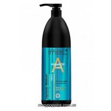 Шампунь для поврежденных волос Imel Argan Oil - 1000 мл.