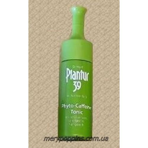 Шампунь с кофеином для тонких и ломких волос PLANTUR 39 Phyto-Coffein Shampoo - 20 мл.