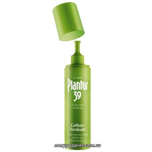 Тоник с кофеином для кожи головы PLANTUR 39 Phyto-Coffein Tonikum - 200 мл.