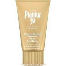 Ополаскиватель тонирующий для блондирующих, светлых волос, против выпадения Plantur 39 Color Blond – 150 мл.