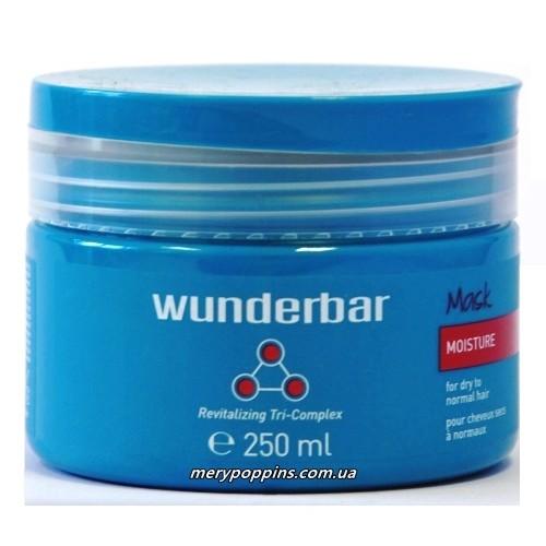 Маска-увлажнение для нормальных и сухих волос WB Moisture mask - 250 мл.