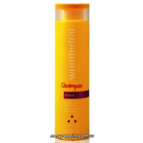 Шампунь восстанавливающий для очень сухих и поврежденных волос (WB Shampoo restorative Repair)
