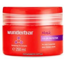 Маска защита цвета для окрашенных волос Color Protection Mask Wunderbar - 250 мл.