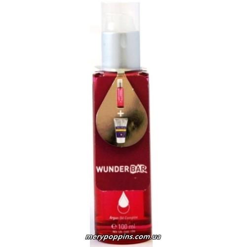 Масло термозащитное для блеска Hair Top Coat Wunderbar - 100 мл.